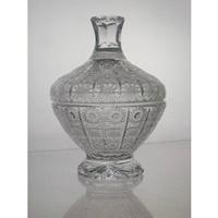 Bonbonnière en cristal 21cm. Collection Classique.