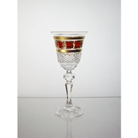 Replacement liqueur glass for Red Gold Collection.