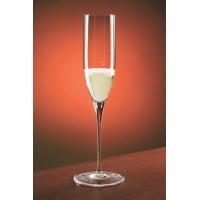 Coffret de 6 flûtes à Champagne. Collection Dionys.