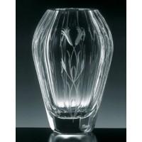 Moser Floral Motif Vase 20cm