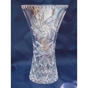 Pin Vase En Cristal 25cm D Coration Fantasia On Pinterest