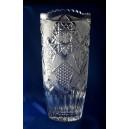Vase en cristal 31cm. Décoration Fantasia.