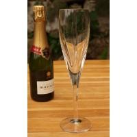 Coffret de 6 flûtes à Champagne. Collection Sophia.