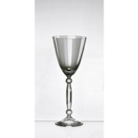 Remplacement d'un verre à vin blanc. Rayure Grise.