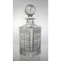 Whiskey decanter 0.8l. Classic Collection.